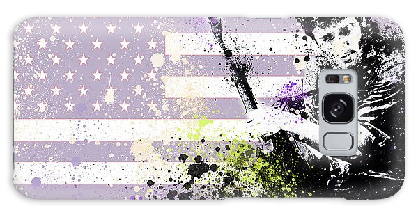 Bruce Springsteen Splats Galaxy Case