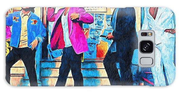 Bruno Mars - Uptown Funk 8 Galaxy Case