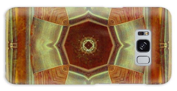 Brush In Galaxy Case by Barbara R MacPhail