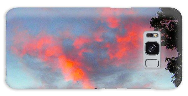 Brush Strokes Galaxy Case by Zafer Gurel