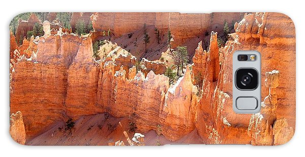 Bryce Canyon 138 Galaxy Case by Maria Huntley