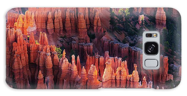 State Park Galaxy Case - Bryce Canyon At Sunset by ??? / Austin