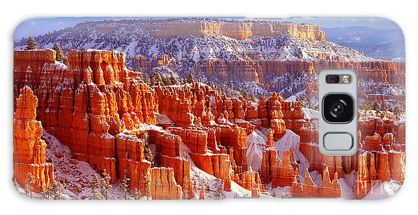 Bryce Canyon Panorama Galaxy Case