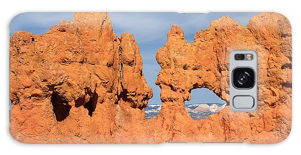 Bryce Canyon Peephole Galaxy Case