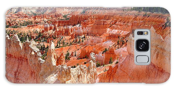 Galaxy Case featuring the photograph Bryce Canyon Utah by Matthew Chapman