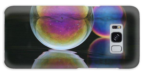 Bubble Spectacular Galaxy Case