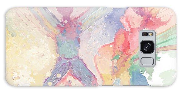 Bubbles Galaxy Case by Constance Krejci