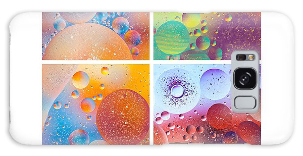 Bubbles I Galaxy Case