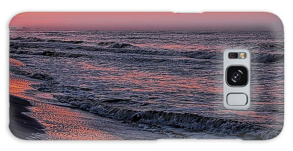 Bubbling Surf Galaxy Case by Michael Thomas
