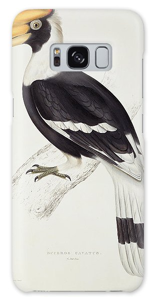 Great Hornbill Galaxy Case