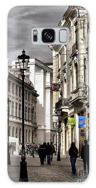 Bucharest The Little Paris Galaxy Case