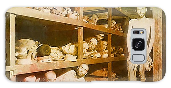 Buchenwald Concentration Camp Galaxy Case