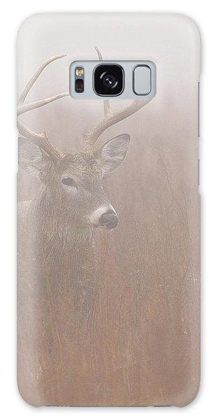 Buck In Fog Galaxy Case