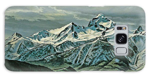Teton Galaxy Case - Buck Mountain From Antelope Flat by Paul Krapf