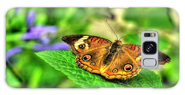 Buckeye Butterfly Galaxy Case by Ed Roberts