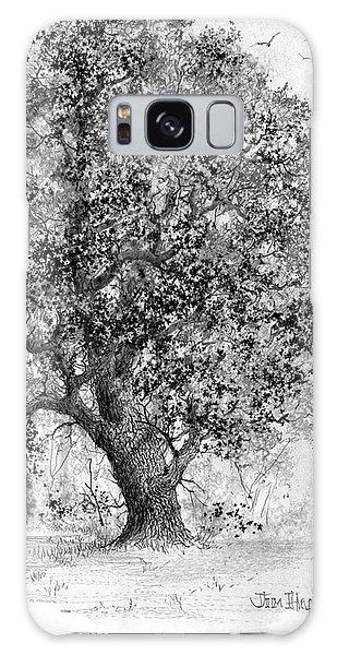 Buckeye Galaxy Case by Jim Hubbard