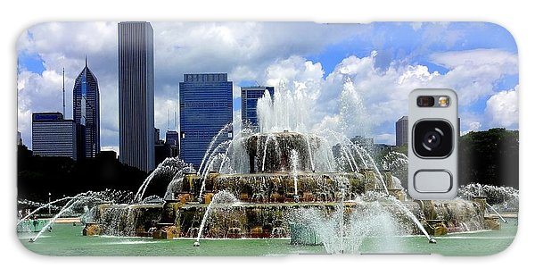 Buckingham Fountain Galaxy Case