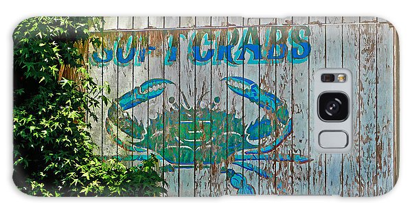 Buckroe Crab Shack Galaxy Case