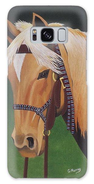 Buckskin Horse Galaxy Case