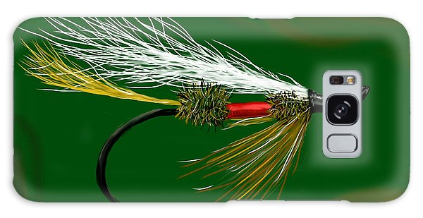 Bucktail Royal Coachman Galaxy Case