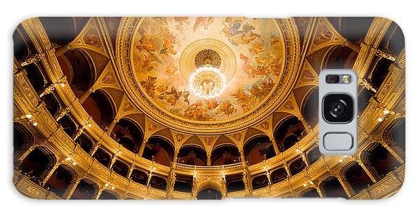 Budapest Opera House Auditorium Galaxy Case
