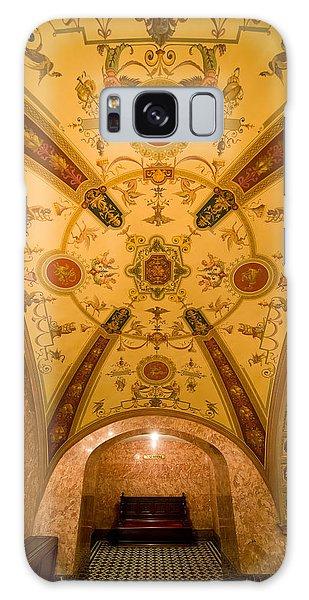 Budapest Opera House Foyer Ceiling Galaxy Case