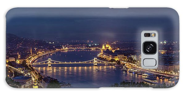 Travel Galaxy Case - Budapest by Thomas D M?rkeberg