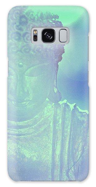 Buddah Bokeh Galaxy Case