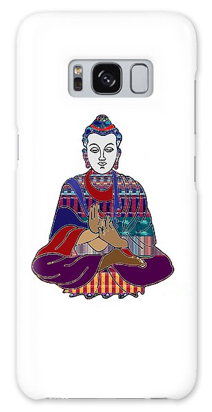 Buddha In Meditation Buddhism Master Teacher Spiritual Guru By Navinjoshi At Fineartamerica.com Galaxy Case