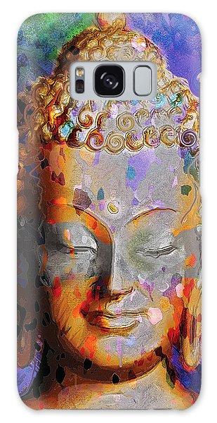 Buddha Galaxy Case by David Klaboe