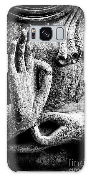 Buddha Galaxy Case - Buddha Hand Mudra by Tim Gainey