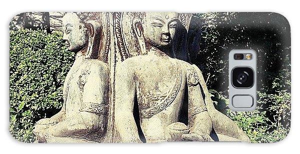 Architecture Galaxy Case - Buddha Park by Raimond Klavins