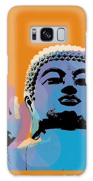 Buddha Pop Art - Warhol Style Galaxy Case