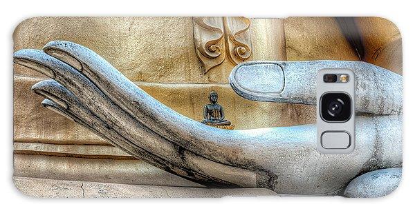 Buddha's Hand Galaxy Case