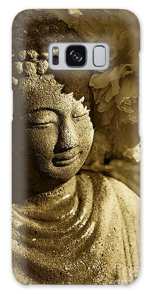 Buddha's Kiss Galaxy Case by Catherine Fenner