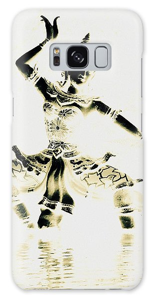 Buddhist Dancer Galaxy Case