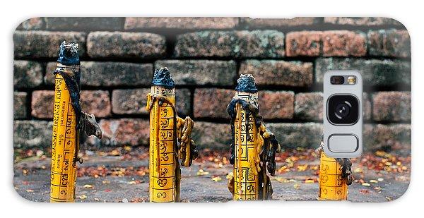 Buddhist Incense Galaxy Case by Dean Harte