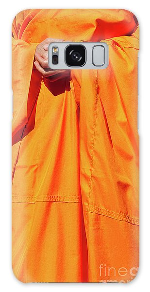 Buddhist Monk 02 Galaxy Case