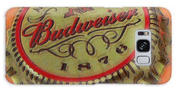 Budweiser Cap Galaxy Case