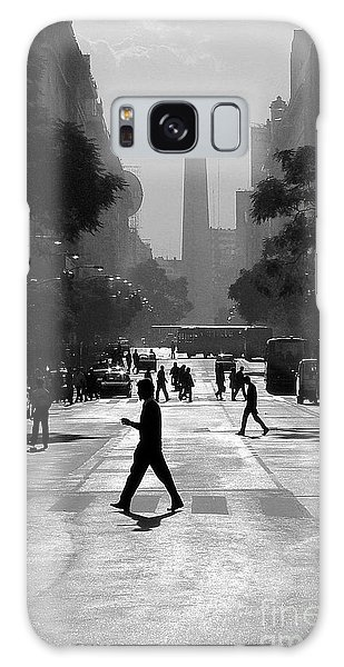 Buenos Aires Obelisk II Galaxy Case