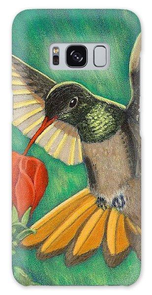 Buff-bellied Hummingbird Galaxy Case