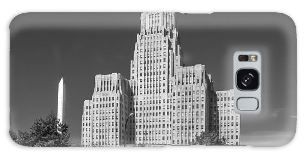 Buffalo City Hall 0519b Galaxy Case