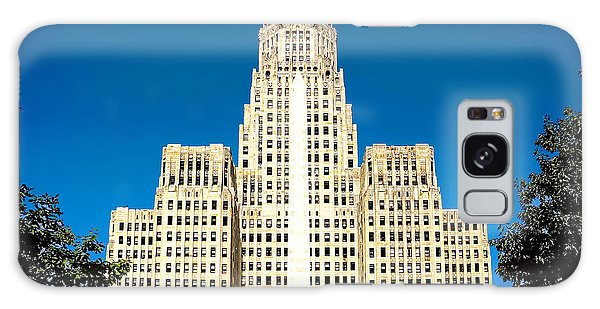 Buffalo City Hall Galaxy Case by Jim Lepard