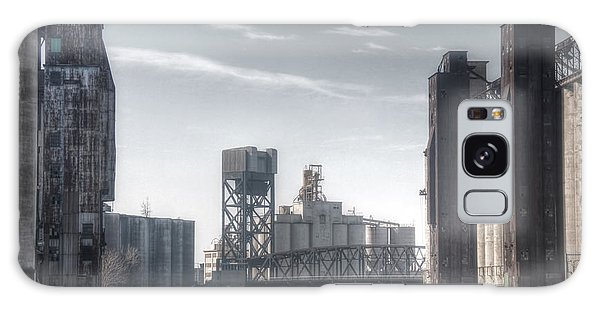 Buffalo Grain Mills Galaxy Case by Jim Lepard