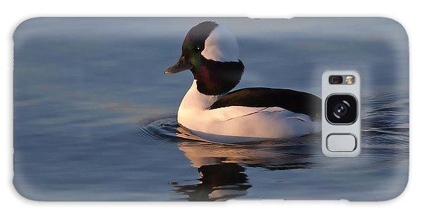 Bufflehead Duck Galaxy Case