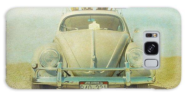 Bug On A Trip Galaxy Case by Michele Wright