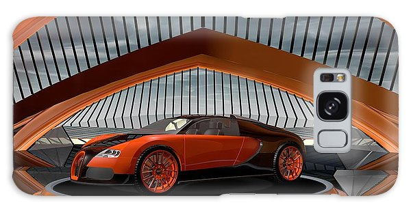 Bugatti Veyron Galaxy Case