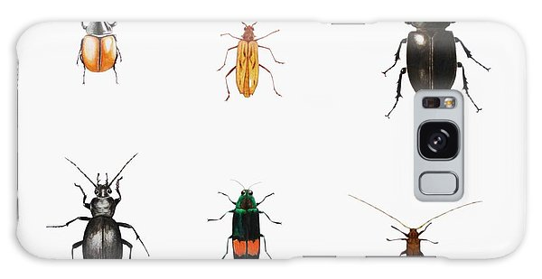 Insect Galaxy Case - Bugs by Ele Grafton