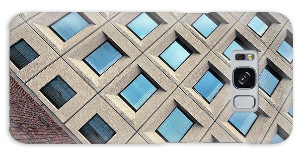 Building Of Windows Galaxy Case
