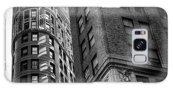 Buildings In New York Galaxy Case